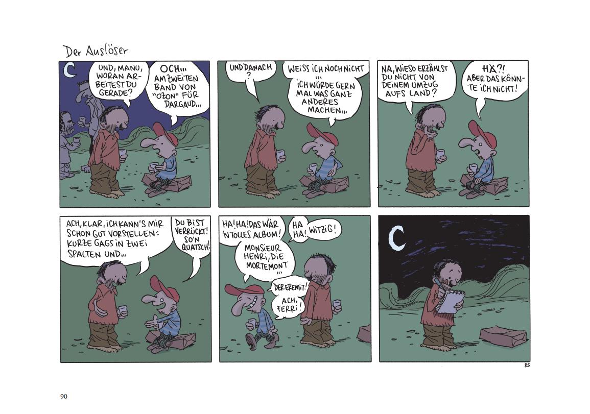 erzählung asterix und obelix