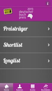 Buchpreis App