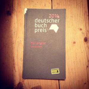 Longlist Büchlein 2014